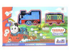 B/O Smoke Orbit Train Set toys