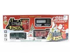 B/O Smoke Orbit Train Set W/L_M toys
