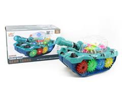B/O Tank W/L_M toys