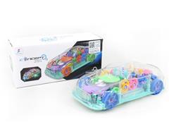 B/O universal Car W/L_M toys