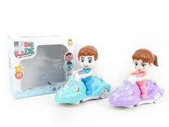B/O universal Car W/L_M(2S) toys