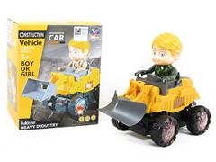 B/O Construction Car toys