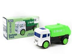 B/O universal Sanitation Truck W/L_M toys