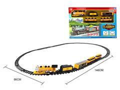 B/O Train Set W/L_S toys