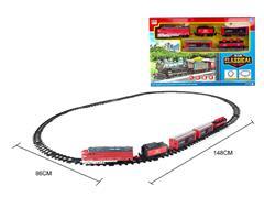 B/O Orbit Train W/L_S toys