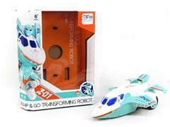B/O Transforms Airplane toys
