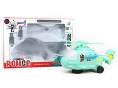 B/O universal Airplane W/L_M(2C) toys