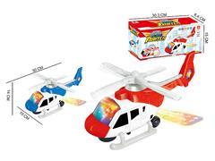 B/O universal Airplane W/L(2C) toys