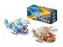 B/O Helicopter W/L_M(2C) toys