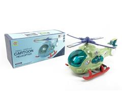 B/O universal Helicopter W/L toys