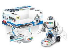 B/O Transforms Airliner W/L_M(2C) toys