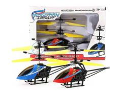 Induction Helicopter W/L(2C) toys