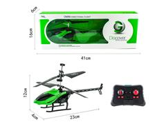 R/C Helicopter 2Ways W/L_Infrared(2C) toys