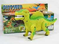 B/O Dinosaur W/Music&Light