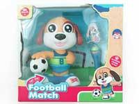 B/O Football Dog W/L_M