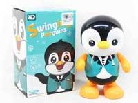 B/O Dancing Penguin W/L_M
