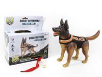 B/O Police Dog