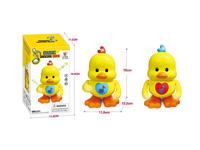 B/O Danceing Duck W/L_M toys