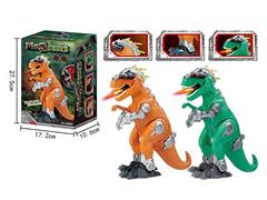 B/O Tyrannosaurus Rex W/L_S(2C) toys