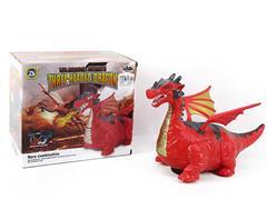 B/O Bump&go Transforms Fiery Dragon W/L_M