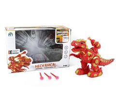 B/O Tyrannosaurus Rex W/L_S toys