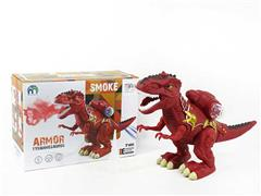 B/O Spray Tyrannosaurus W/L_S toys