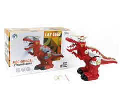 B/O Egg Laying Tyrannosaurus Rex W/L_S toys
