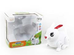 B/O Jumping Rabbit(2C) toys
