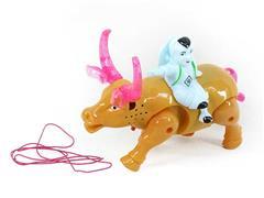 B/O Cow(2C) toys