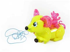 B/O Rat(3C) toys