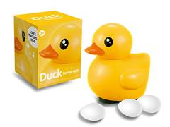 B/O universal Laying Duck toys