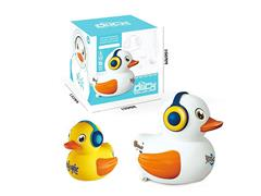 B/O universal Duck toys