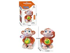 B/O Dancing Monkey W/L_M toys