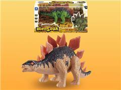 B/O Stegosaurus(2C) toys