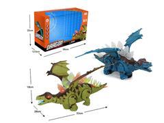 B/O universal Stegosaurus W/L_M(2C) toys