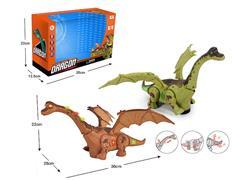 B/O universal Brachiosaurus W/L_M(2C) toys