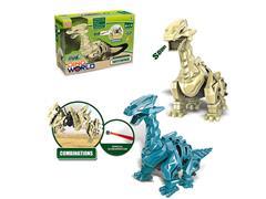 B/O Diy Tanystropheus W/S(2C) toys