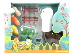 B/O Alpaca Set toys
