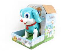 B/O Dog W/L_M(3C) toys