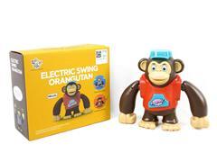 B/O Swing Dancing Orangutan toys