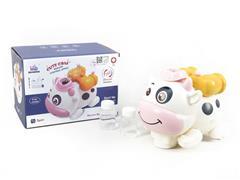 B/O universal Bubble Cow toys