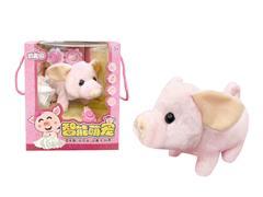 B/O Pig Set W/S toys