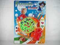 fishing game w/music