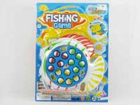 B/O Fishing Game W/M