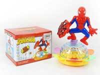 B/O Lotus Flower Spider Man