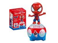 B/O Spider Man W/L