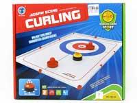 B/O Curling Pot Set