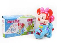 B/O Minnie W/L_M toys