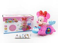 B/O universal Minnie W/L_M toys