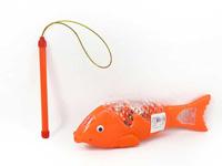 B/O Projective Fish W/L(4C) toys